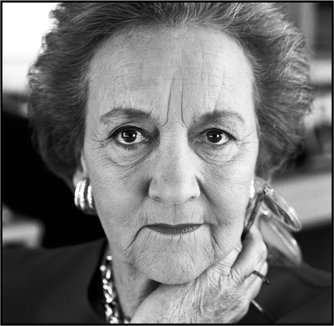 Katharine Graham, The Washington Post, D. C., 1993 | Fortune